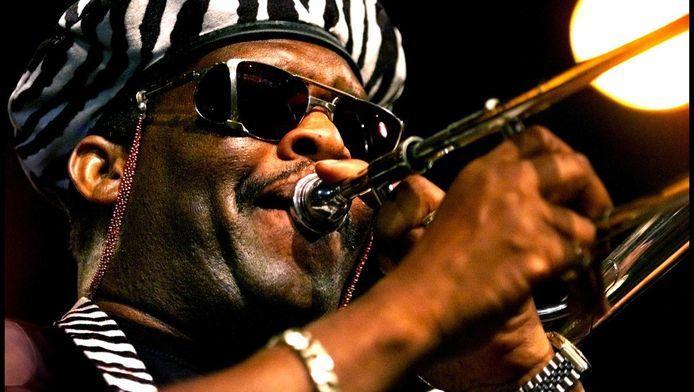Curtis Fowler van de Jazz Crusaders.