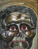 Een van de werken van Viktor Majdandžić uit de periode 1989 tot en met 1994