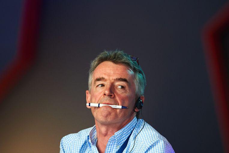 Ryanair-CEO Michael O'Leary. Beeld EPA