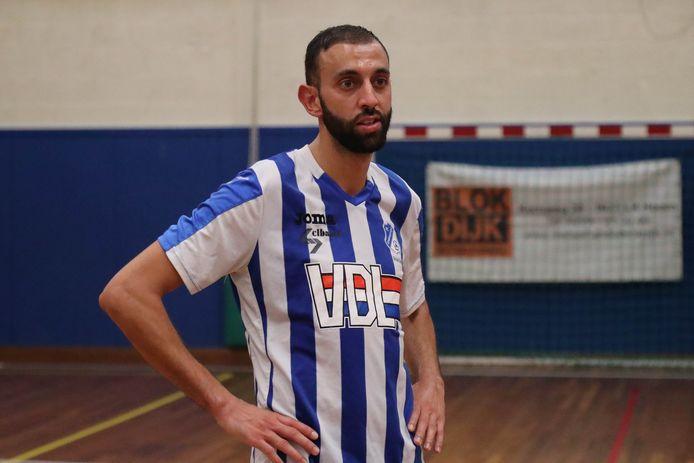 Jamal El Ghannouti.