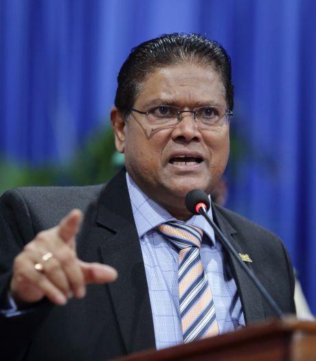 President Suriname spreekt parlement bij eerste bezoek aan Nederland