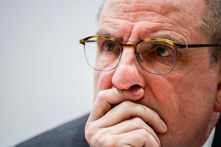 Justitieminister Koen Geens (CD&V).