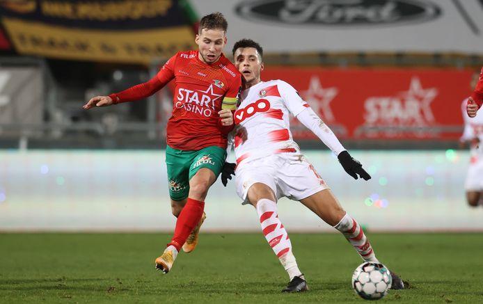 Oostende-Standard is de opener van play-off 2.