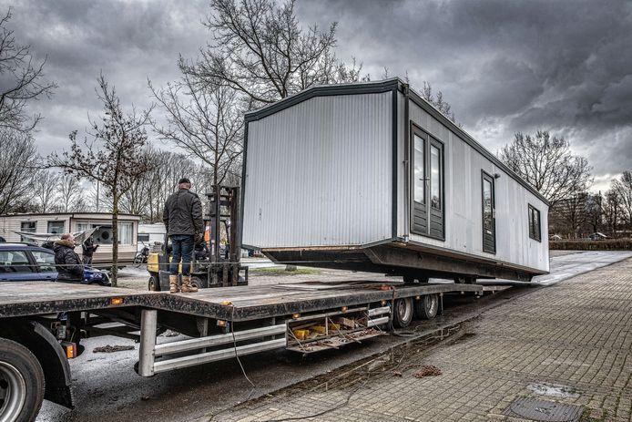 Overbetuwe wil ruimte maken voor zes nieuwe woonwagens in Zetten en Elst.