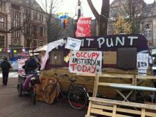 Occupy Amsterdam schikt in