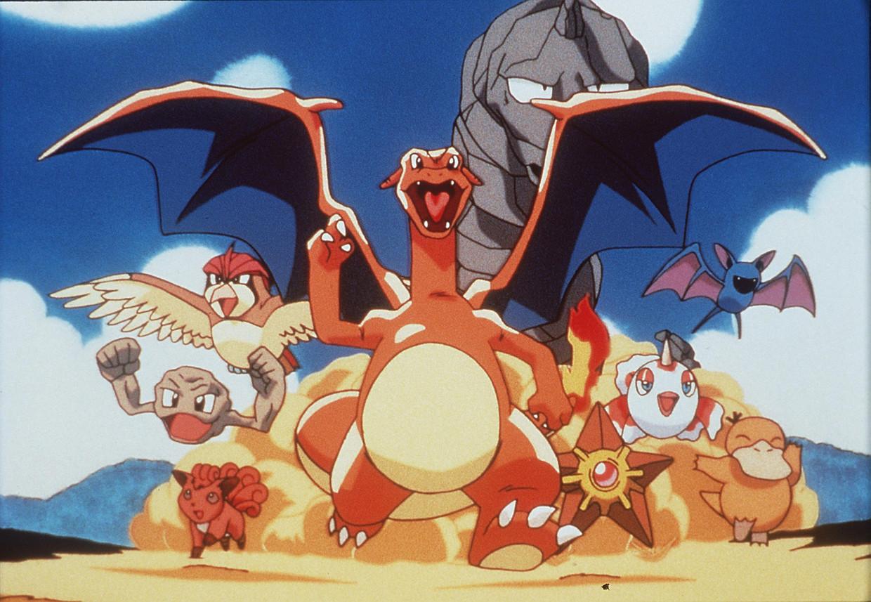 Pokémon Beeld Getty Images