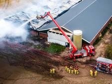 Onderzoeksraad: Stalbranden hebben geen enkele prioriteit