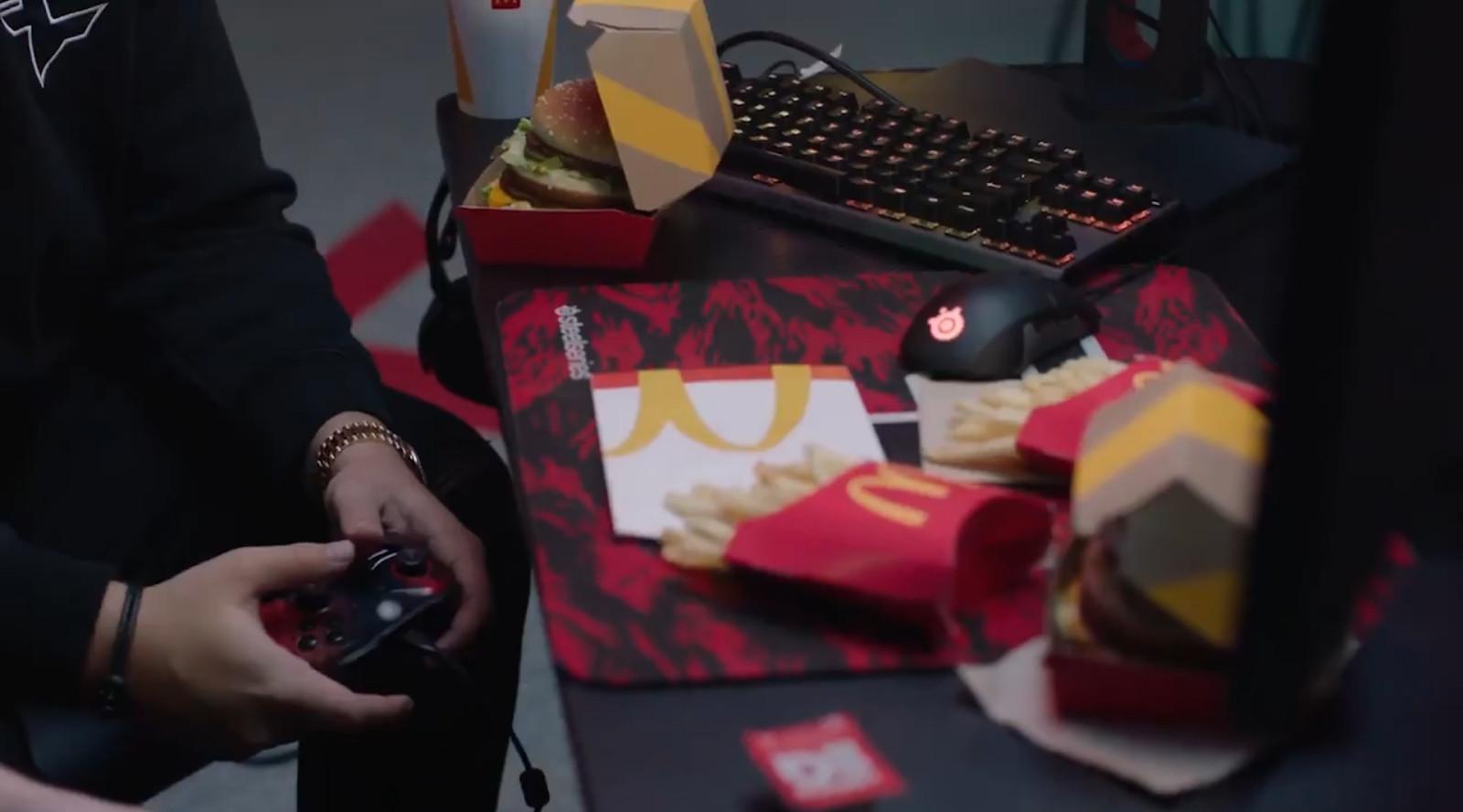 McDonalds en esportsorganisatie FaZe Clan gaan samenwerken, de bedrijven gaan samen video's maken waarbij inclusiviteit en diversiteit voorop staan.