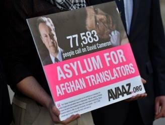 Afghaanse tolken alsnog toegelaten tot Groot-Brittannië