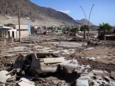 Plus de 100 disparus dans le nord du Chili