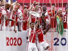 Ajax hoopt toch nog op erehaag in de Kuip