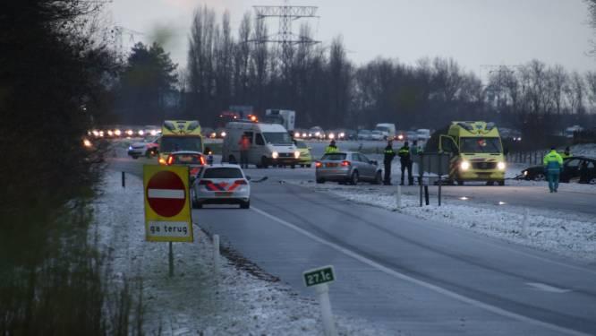 Vrachtwagen betrokken bij dodelijk ongeluk met twee kinderen uit Nieuw-Namen