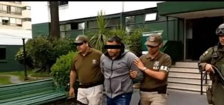 Hoofdrolspeler Amsterdamse onderwereld gearresteerd in Chili