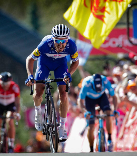 Alaphilippe is 'onverslaanbare' Valverde de baas op de Muur