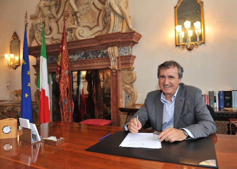 Luigi Brugnaro.