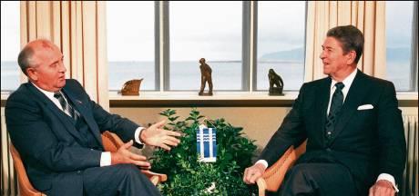 Gorbatsjov: Trump begaat fout met terugtrekken uit kernwapenverdrag