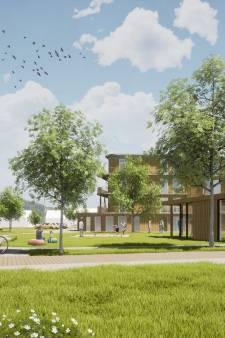 Buurt in verzet tegen nieuwbouwplannen zorgcentrum in Hattem: 'Sloeg in als een bom'