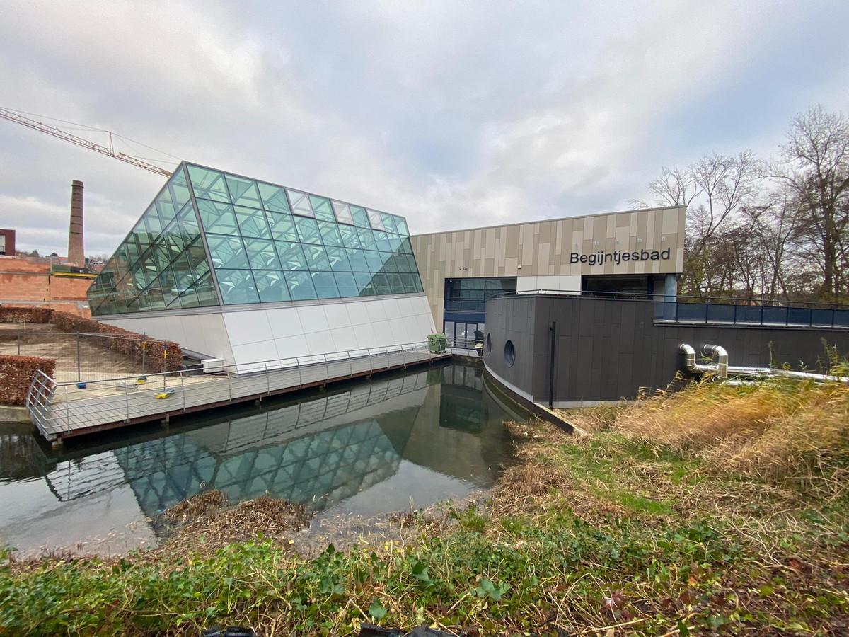 Het Begijntjesbad in Overijse blijft nog tot 3 januari dicht.