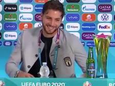 Italiaan Locatelli volgt voorbeeld Ronaldo en schuift flesjes opzij