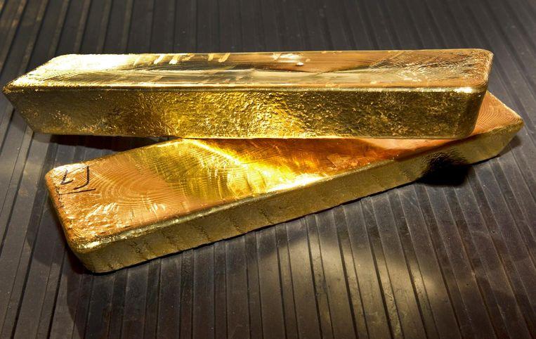 De opgepakte Fransman zou meer dan 28 keer naar Frankfurt zijn gereisd om het gestolen goud aan de man te brengen.