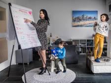 Leidinggevende Steliana: 'Goede moeders en topmanagers hebben veel met elkaar gemeen'