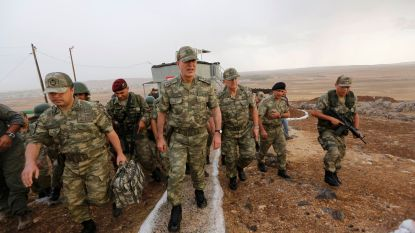 Ankara lanceert tegenaanval op Irak na aanslag Erbil