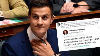 """Experts na tweet van Van Langenhove: """"Eén opmerking kan voor slachtoffer de druppel zijn"""""""