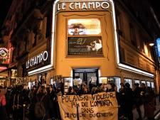"""""""Polanski violeur"""": l'avant-première parisienne mouvementée de """"J'accuse"""""""