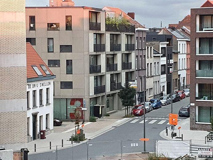 Illustratiebeeld: de wijk aan Viaduct-Dam  in Antwerpen.