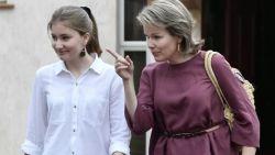 Mathilde neemt prinses Elisabeth totaal onverwacht mee op eerste missie: kroonprinses nu echt in actie