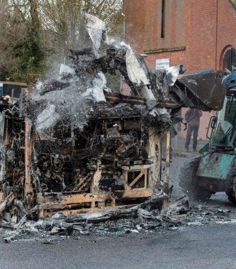 Oude spanningen laaien op in Noord-Ierland