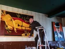 De dader loopt nog vrij rond, maar dit oer-Nijmeegse café begint na de brand hoopvol aan een nieuwe tijd