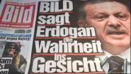 """Bild richt zich tot Erdogan: """"U brengt uw eigen land schade toe, u bent niet welkom hier"""""""