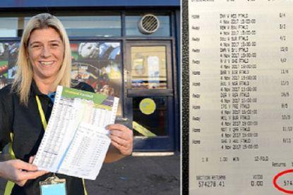 Vrouw wint ruim 650.000 euro met voetbalweddenschap van minder dan 2 euro. En haar 'geheim' is wel héél simpel