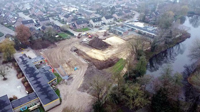 In 2022 moet het nieuwe Kindplein West in Ommen in gebruik kunnen worden genomen.