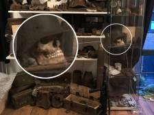 Woede over schedel Duitse soldaat in flatje Deventer verzamelaar