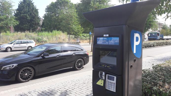 Het dagtarief voor parkeren in veel wijken rond de binnenstad blijft 16,50.