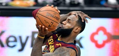 Recordaantal assists voor LeBron James namens Cavaliers