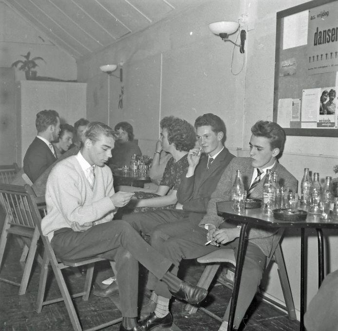 De Eindhovense jongerensoos De Vluchtheuvel in 1961