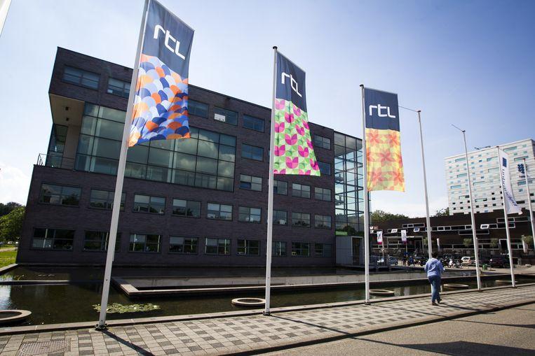 RTL Nederland en Talpa Network willen samen investeren in eigen programma's, technologie en data.  Beeld ANP Kippa