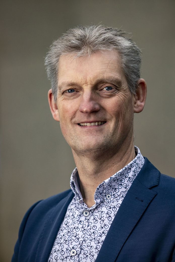 Wethouder Erik Volmerink.
