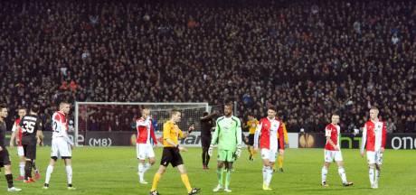 UEFA klaagt Feyenoord aan voor racisme en wangedrag