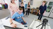 Leerlingen Atheneum maken nieuws