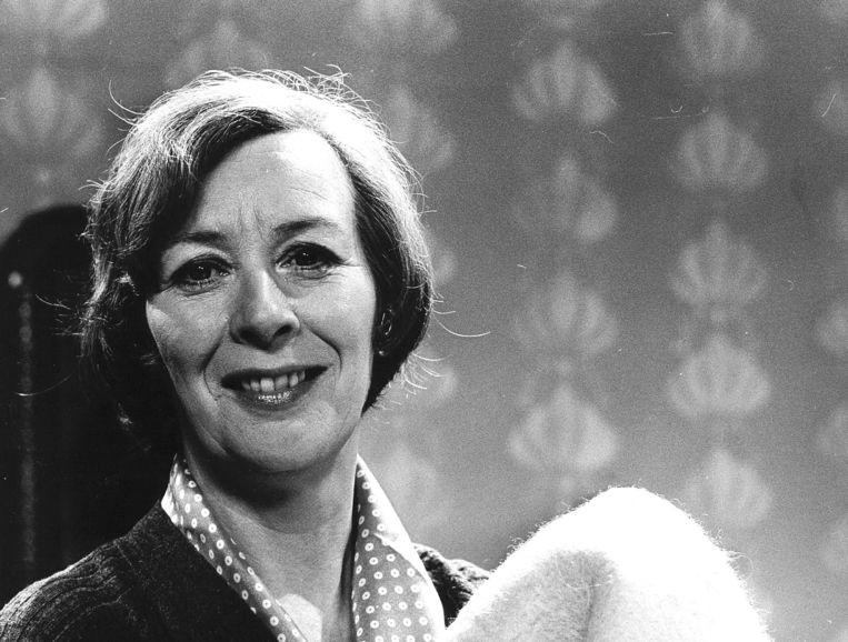 Actrice Elisabeth Andersen. Beeld ANP