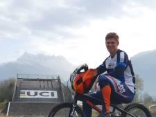 Niek Kimmann uit Lutten voelt zich eindelijk weer BMX'er: 'Ik was alleen nog maar aan het trainen'
