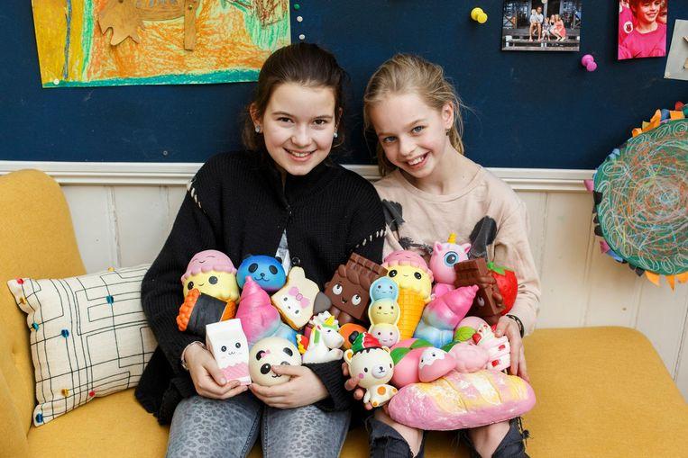 Yuna Griffioen en Keet Castelijn Beeld Carly Wollaert