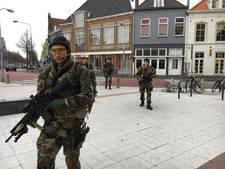 Bewapende mariniers strijken neer in Vlissingen