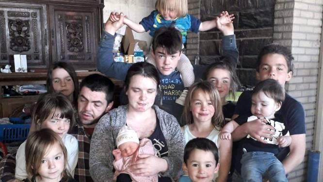 Ces trentenaires auront bientôt douze enfants, tous prénommés avec les quatre mêmes lettres