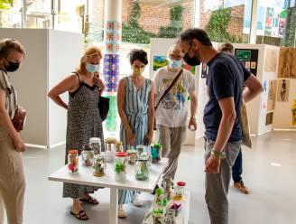 """Kunstroute langs zeventien handelaars in Asse: """"Twee vliegen in één klap"""""""