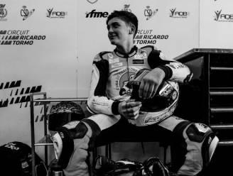 Veertienjarige Spaanse motorrijder sterft na ongeluk op de European Talent Cup